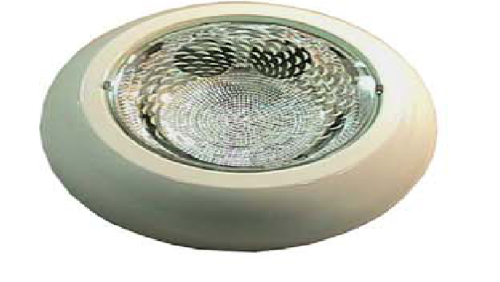 DOWNLIGHT BLANCO 2X26W SUPERFICE