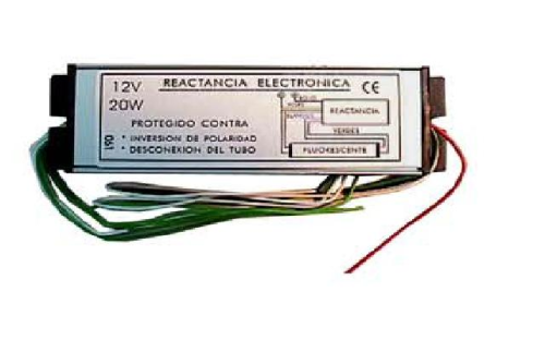 REACTANCIA ELECTRONICA 20W 12V