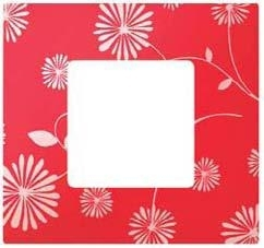 FUNDA GAMA EXTREM 1 ELEMENTO RED  & WHITE