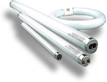 Tubos fluorescentes regletas luminarias y accesorios - Tubo fluorescente 36w precio ...